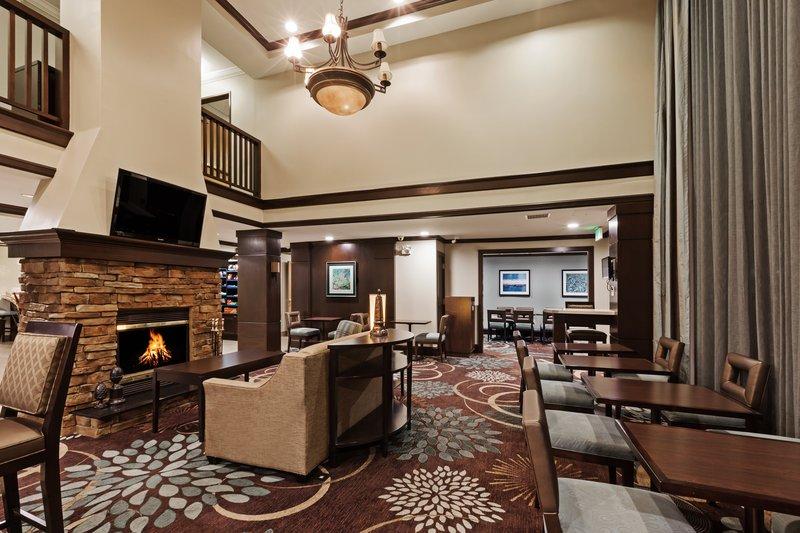 Staybridge Suites Tulsa - Woodland Hills-Great Room<br/>Image from Leonardo