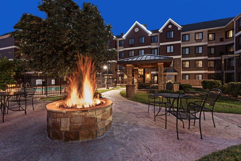 Staybridge Suites Tulsa - Woodland Hills-Courtyard<br/>Image from Leonardo