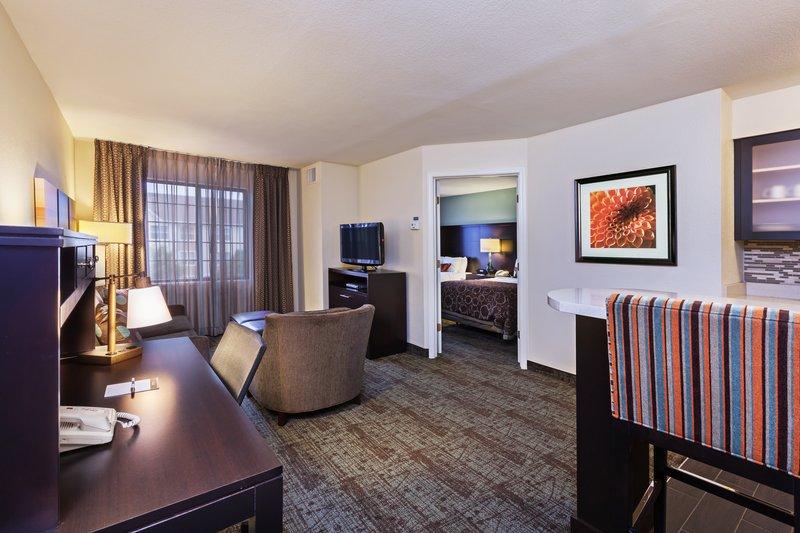 Staybridge Suites Tulsa - Woodland Hills-Double Bed Guest Room<br/>Image from Leonardo