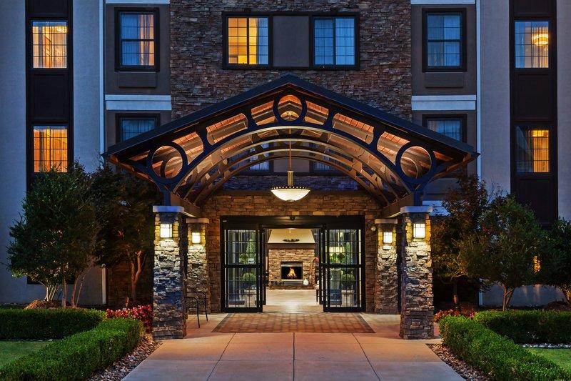 Staybridge Suites Tulsa - Woodland Hills-Entrance<br/>Image from Leonardo
