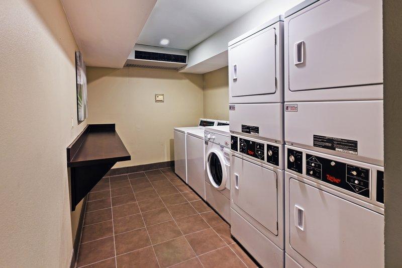 Staybridge Suites Tulsa - Woodland Hills-Laundry Facility<br/>Image from Leonardo