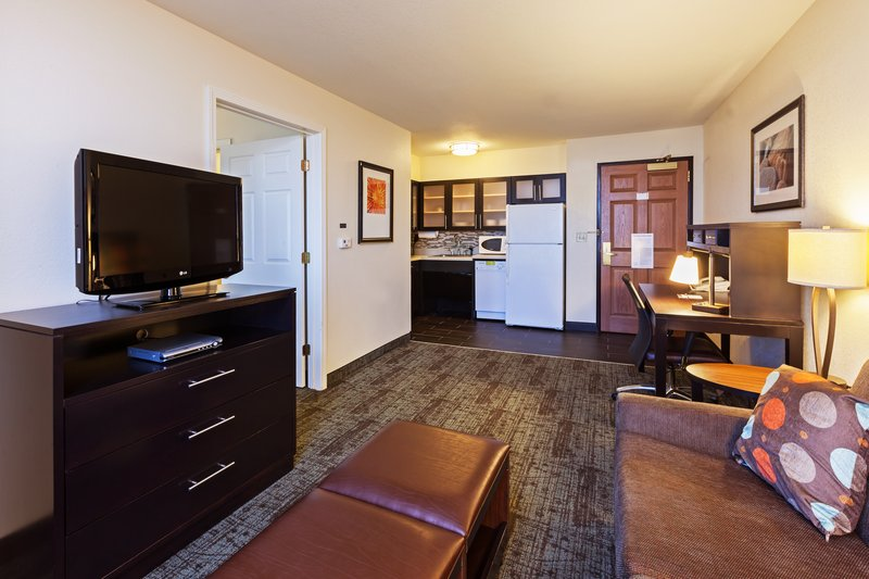 Staybridge Suites Tulsa - Woodland Hills-King Bed Guest Room<br/>Image from Leonardo