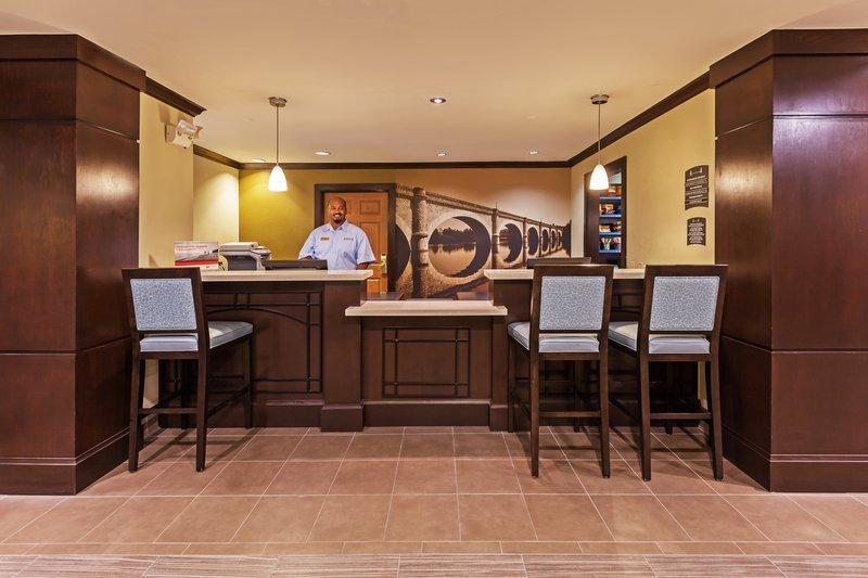 Staybridge Suites Tulsa - Woodland Hills-Front Desk<br/>Image from Leonardo