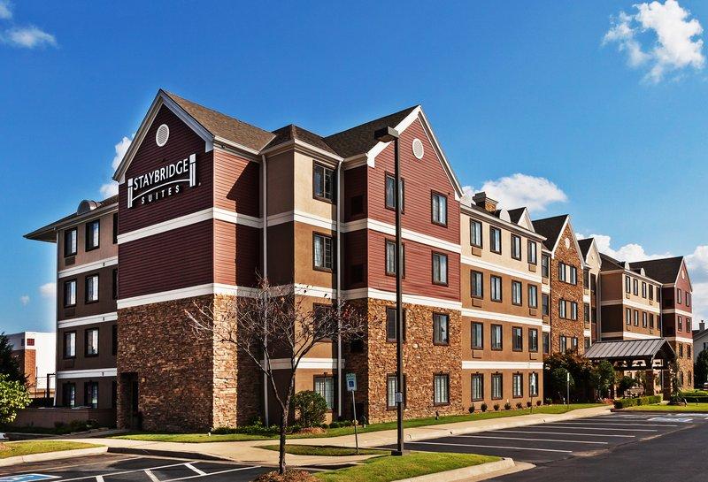 Staybridge Suites Tulsa - Woodland Hills-Hotel Exterior<br/>Image from Leonardo