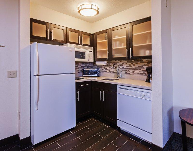 Staybridge Suites Tulsa - Woodland Hills-Suite Kitchen<br/>Image from Leonardo