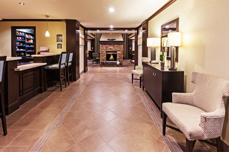Staybridge Suites Tulsa - Woodland Hills-Hotel Lobby<br/>Image from Leonardo