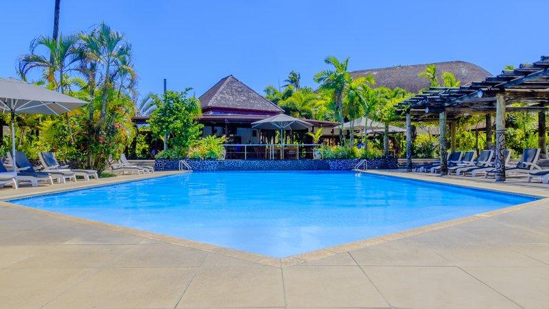 Tanoa Tusitala Hotel-Tanoa Tusitala Hotel Main Swimming Pool<br/>Image from Leonardo