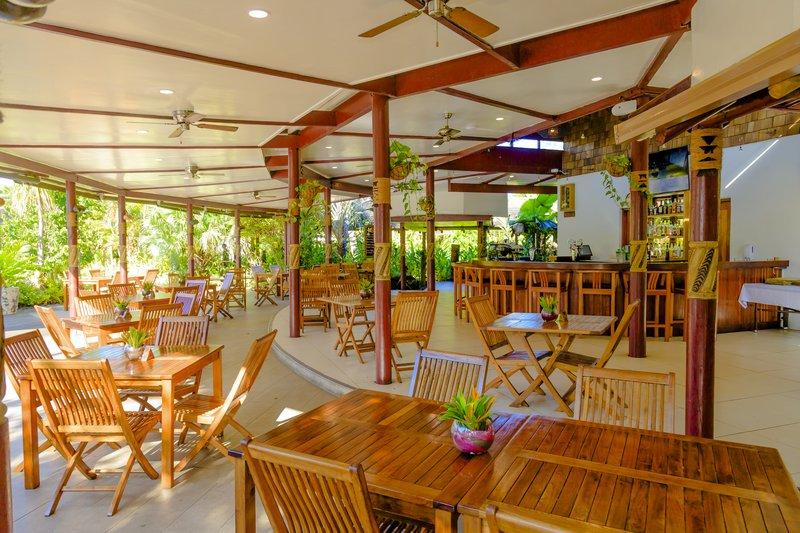 Tanoa Tusitala Hotel-Restaurant<br/>Image from Leonardo