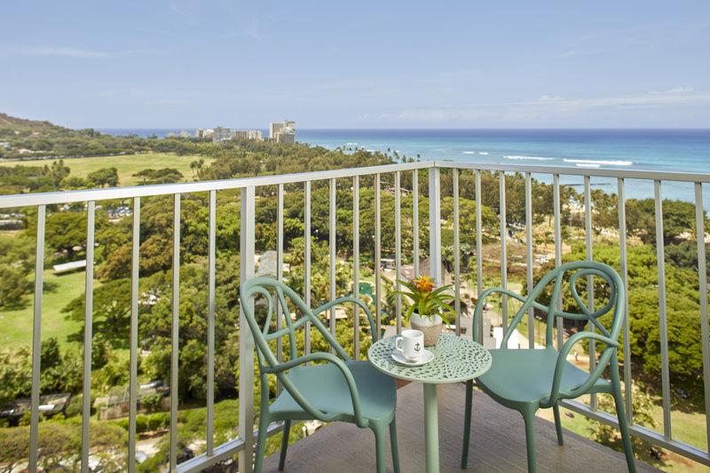 Queen Kapiolani Hotel - QKHOcean View <br/>Image from Leonardo