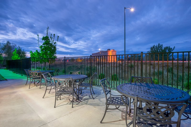 Holiday Inn Hotel & Suites Grand Junction-Airport-Enjoy the view of the Book Cliffs and Mountain Garfield<br/>Image from Leonardo