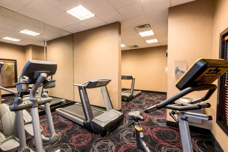 Holiday Inn Hotel & Suites Grand Junction-Airport-Stay fit when traveling on business in Colorado's Western Slope<br/>Image from Leonardo