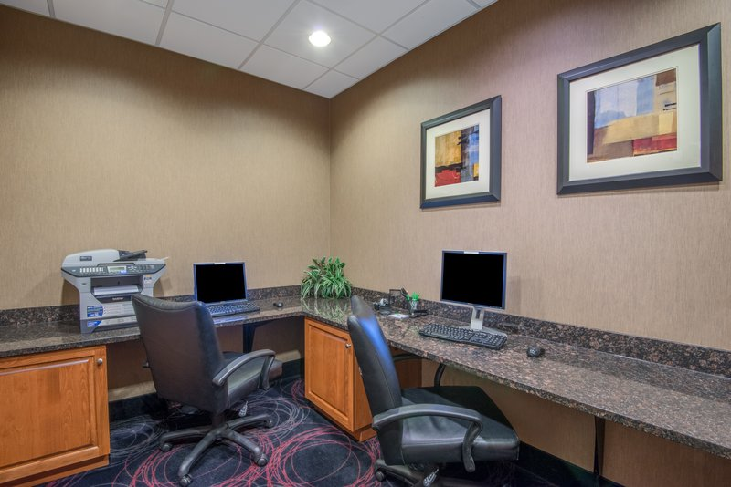 Holiday Inn Hotel & Suites Grand Junction-Airport-Our 24 hour business center helps you stay connected during travel<br/>Image from Leonardo