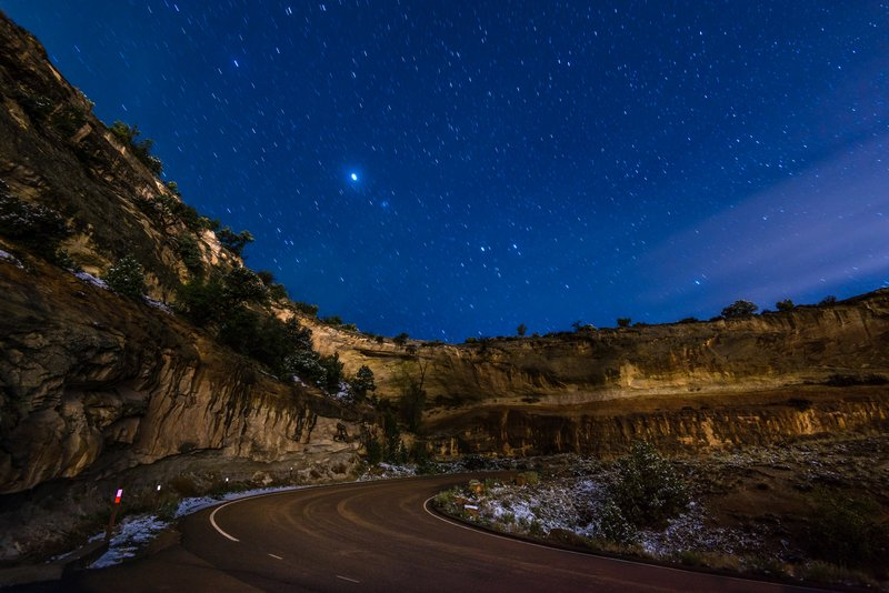 Holiday Inn Hotel & Suites Grand Junction-Airport-Stargazing at Colorado National Monument<br/>Image from Leonardo