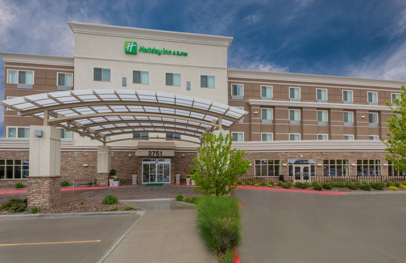 Holiday Inn Hotel & Suites Grand Junction-Airport-Welcome to Grand Junction, Colorado<br/>Image from Leonardo
