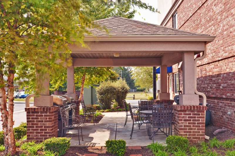 Candlewood Suites Indianapolis-Guest Patio<br/>Image from Leonardo