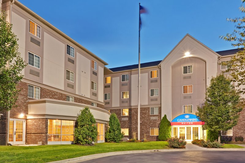 Candlewood Suites Indianapolis-Hotel Exterior<br/>Image from Leonardo