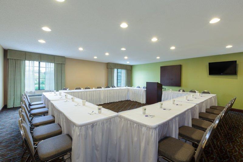 Holiday Inn Express Winston-Salem-Meeting Room<br/>Image from Leonardo