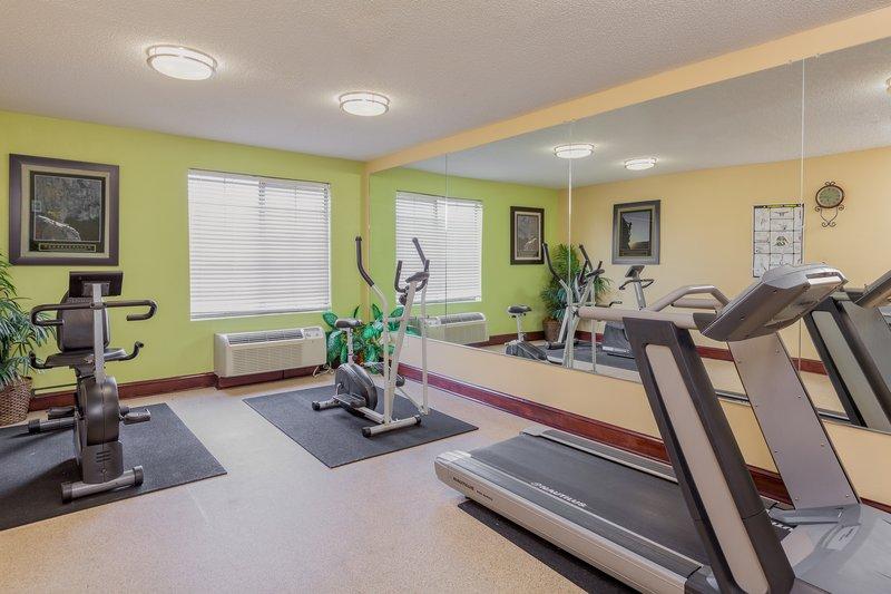 Holiday Inn Express Winston-Salem-Fitness Center<br/>Image from Leonardo