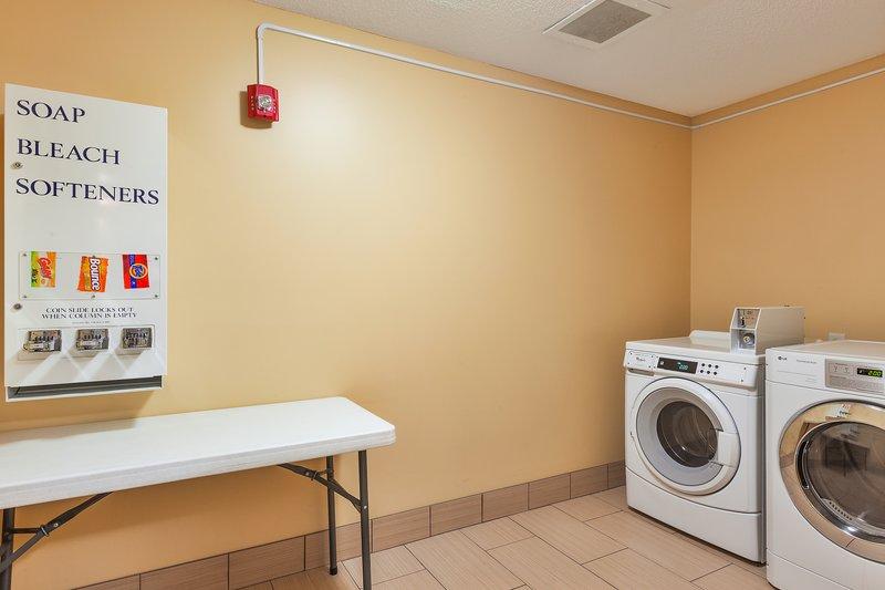 Holiday Inn Express Winston-Salem-Laundry Facility<br/>Image from Leonardo