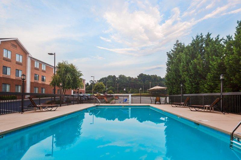 Holiday Inn Express Winston-Salem-Swimming Pool<br/>Image from Leonardo