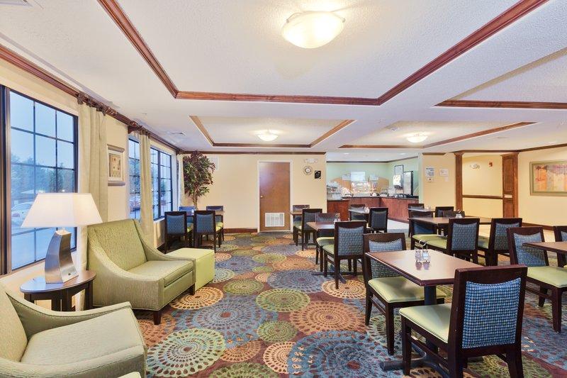 Holiday Inn Express Winston-Salem-Breakfast Area<br/>Image from Leonardo