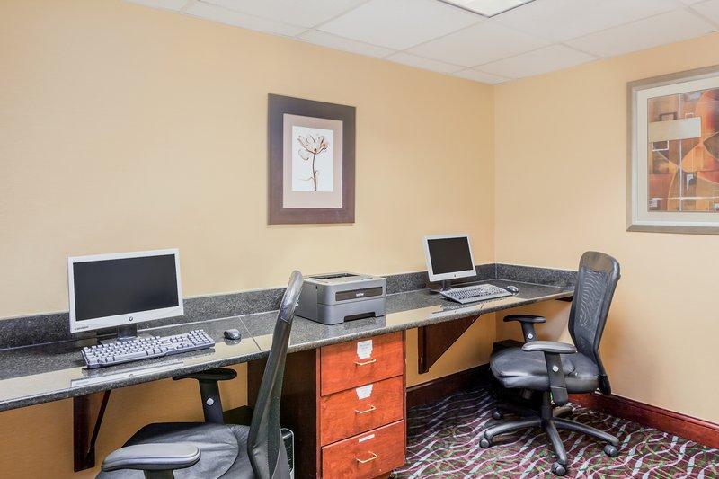 Holiday Inn Express Winston-Salem-Make copies in our Business Center Winston-Salem NC<br/>Image from Leonardo