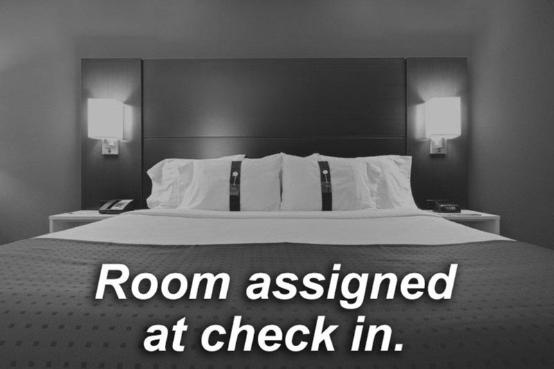 Holiday Inn Express Winston-Salem-Non Smoking Guestroom assigned at check in based on availability<br/>Image from Leonardo