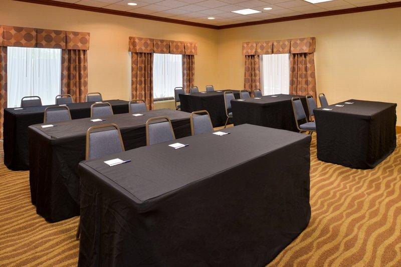 Holiday Inn Express Campbellsville-Meeting Room<br/>Image from Leonardo