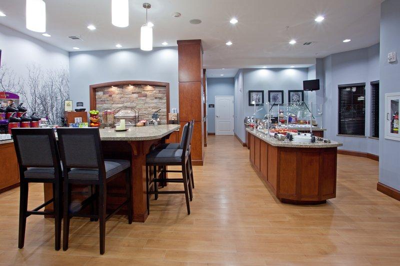 Staybridge Suites Houston Stafford - Sugar Land-Guest Lounge<br/>Image from Leonardo