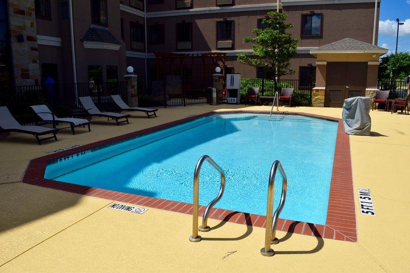 Staybridge Suites Houston Stafford - Sugar Land-Swimming Pool<br/>Image from Leonardo