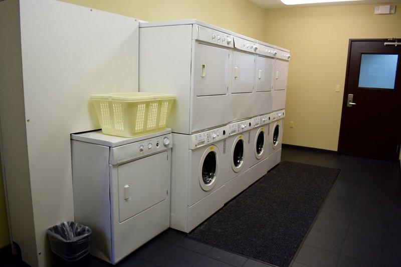 Staybridge Suites Houston Stafford - Sugar Land-Laundry Facility<br/>Image from Leonardo
