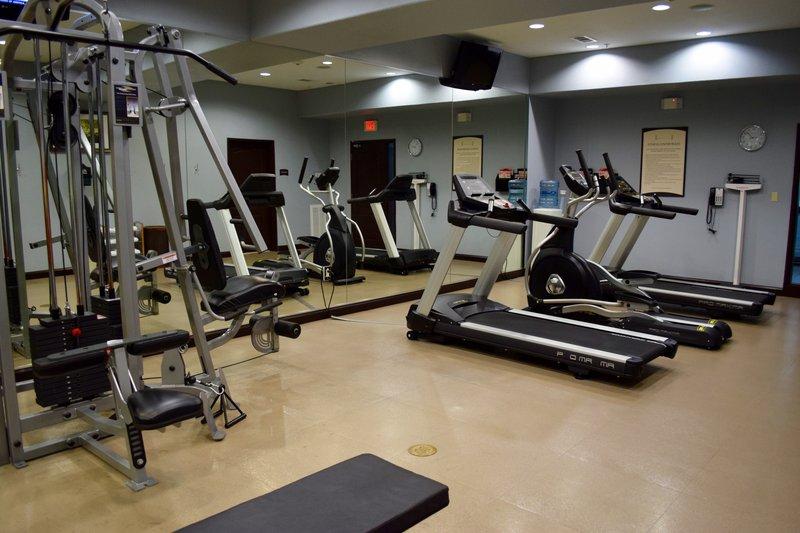 Staybridge Suites Houston Stafford - Sugar Land-Fitness Center<br/>Image from Leonardo