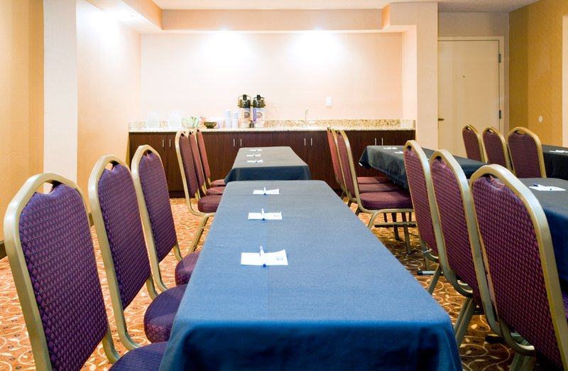 Holiday Inn Express Winston-Salem Downtown West-Meeting Room Classroom Style<br/>Image from Leonardo