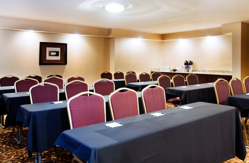 Holiday Inn Express Winston-Salem Downtown West-Meeting Room<br/>Image from Leonardo