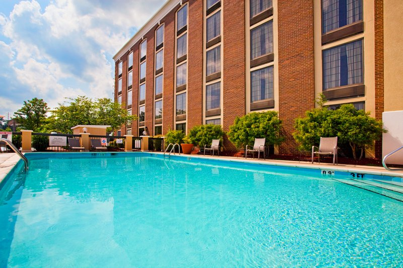 Holiday Inn Express Winston-Salem Downtown West-Fun in the Sun<br/>Image from Leonardo