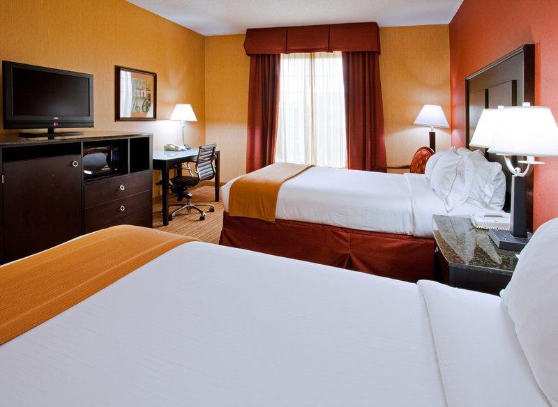 Holiday Inn Express Winston-Salem Downtown West-Holiday Inn Express Downtown West with 32