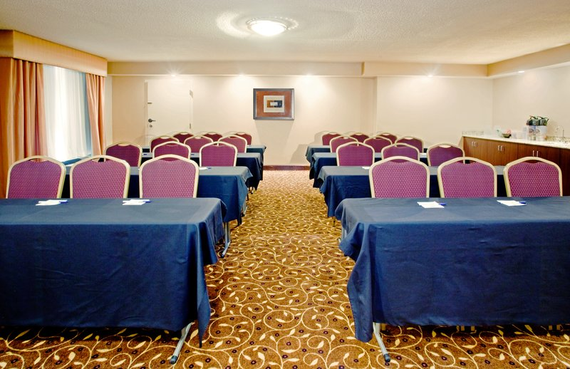 Holiday Inn Express Winston-Salem Downtown West-Spacious Meeting Room Classroom Style<br/>Image from Leonardo