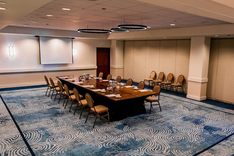 Waikoloa Beach Marriott - Paniolo Ballroom - Conference Setup <br/>Image from Leonardo