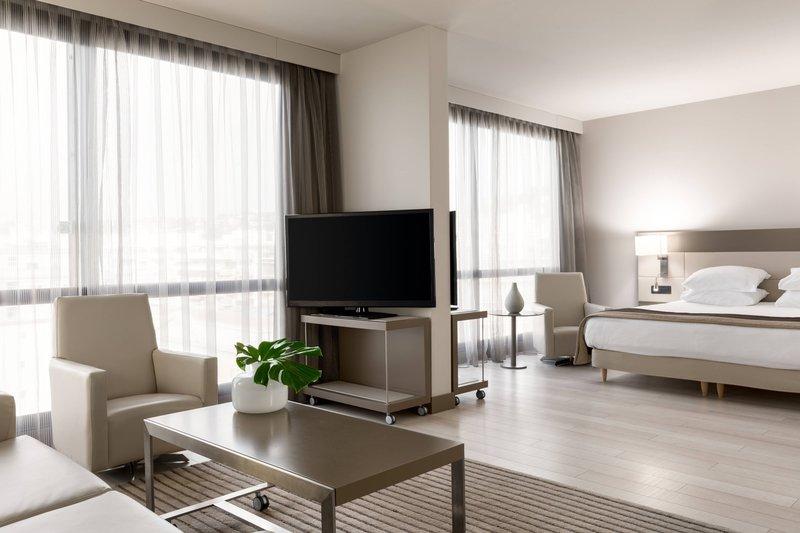 AC Hotel Nice-Suite - Partial Sea View<br/>Image from Leonardo