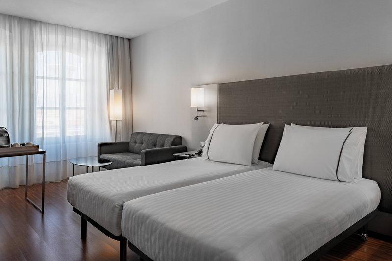 AC Hotel Torino-Standard Twin/Twin Guest Room<br/>Image from Leonardo