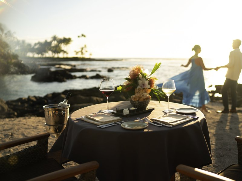 THE FAIRMONT ORCHID HAWAII  - Restaurant <br/>Image from Leonardo