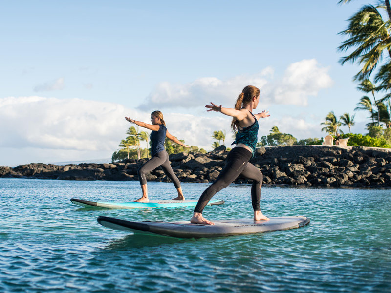 THE FAIRMONT ORCHID HAWAII  - Recreational Facilities <br/>Image from Leonardo