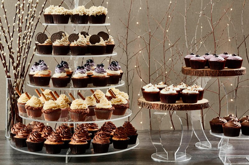 Marriott Portsmouth Hotel-Catering - Cupcake Table<br/>Image from Leonardo