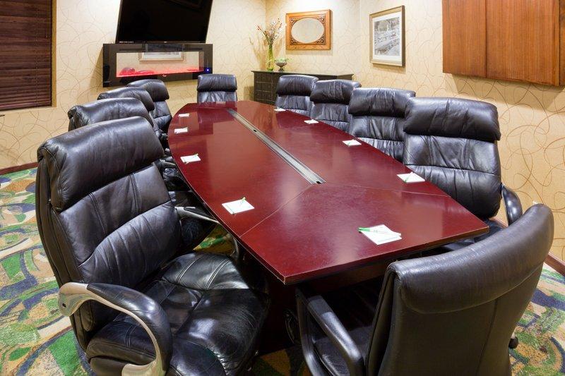 Holiday Inn Fairmont-George Meeting Room<br/>Image from Leonardo