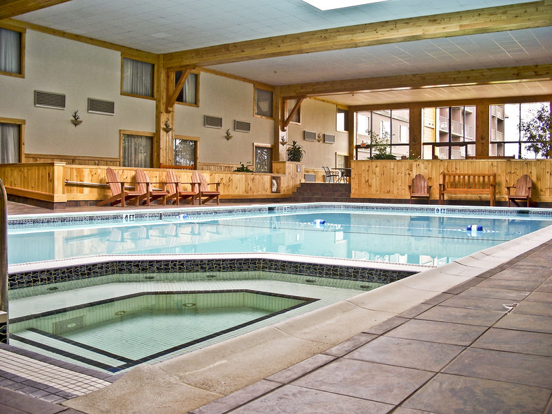 Crowne Plaza Lake Placid-Start the day with a swim in our indoor pool<br/>Image from Leonardo