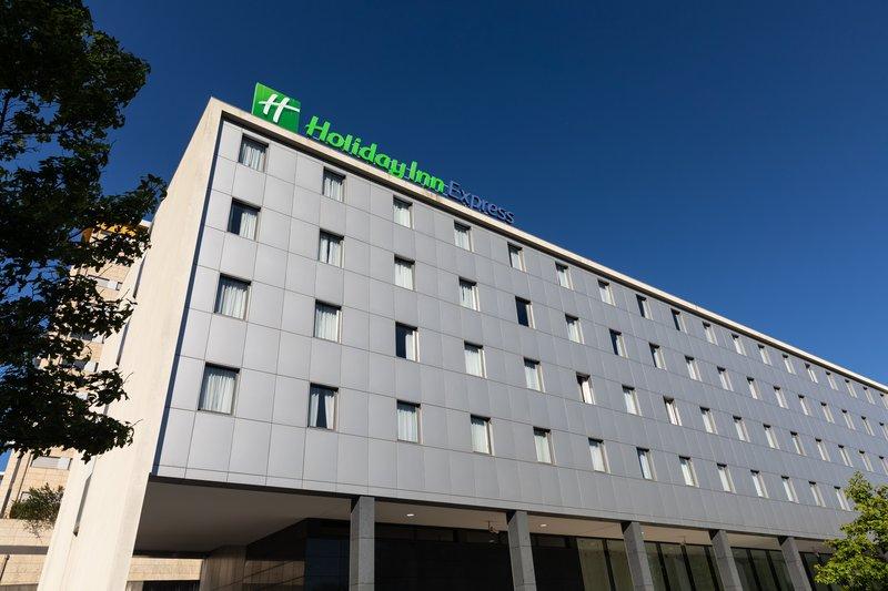 Holiday Inn Express Porto - Exponor-Hotel Exterior<br/>Image from Leonardo