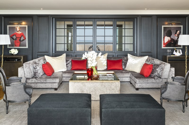 Hotel Majestic Barriere-Suite Dior Salon<br/>Image from Leonardo