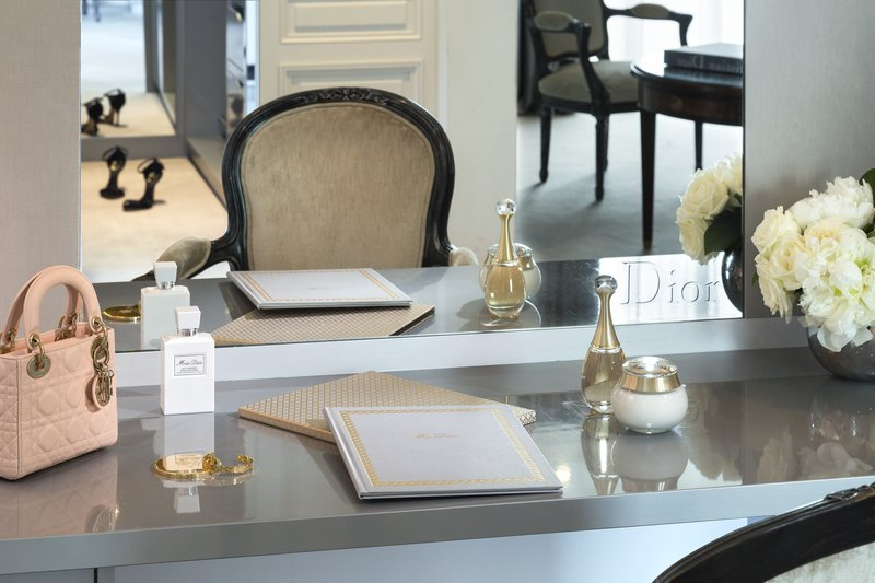 Hotel Barriere Le Majestic-Suite DIOR<br/>Image from Leonardo