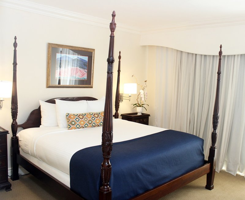 The Courtleigh-One Bedroom Suite<br/>Image from Leonardo