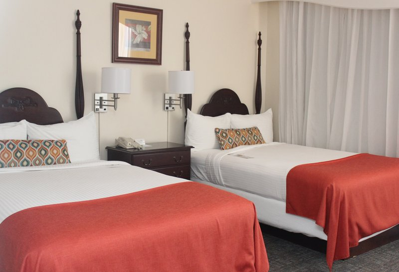 The Courtleigh-Deluxe Double Room<br/>Image from Leonardo
